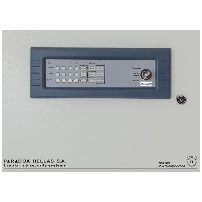 Paradox Matrix 2004R04