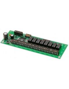 Kentec Syncro 8 relay